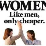 gender gap mulheres