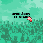precários do estado banner